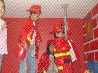 Sala de bomberos