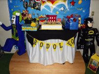 Fiesta para Rodolfo