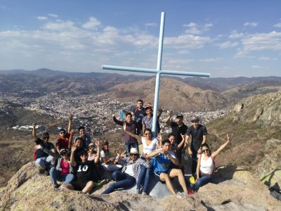 Hiking in Guanajuato, 4.5 hours
