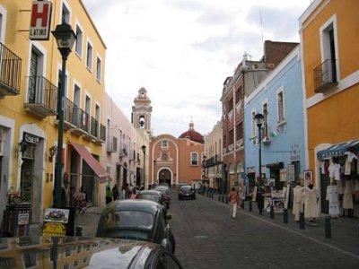 Tour privado zona arqueológica Cholula Puebla