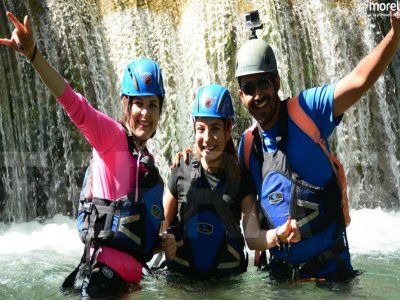 Canyoning in Taxco