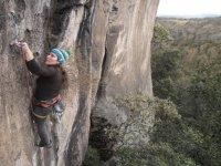 Climb the highest rocks
