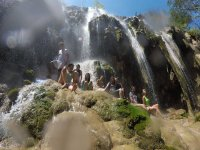 Tour to the waterfalls