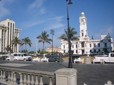 Paseo colectivo Catamarán bahía Veracruz, adultos