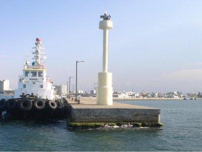 Paseo colectivo en Catamarán bahía Veracruz, niños