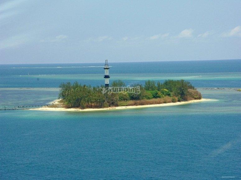 la preciosa isla