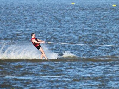 Esquí acuático por Veracruz, 30 minutos