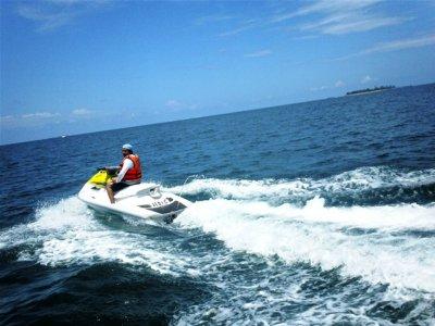 Jet ski rental in Veracruz
