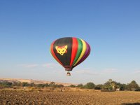 Shared balloon flight over Guanajuato for 1 hour