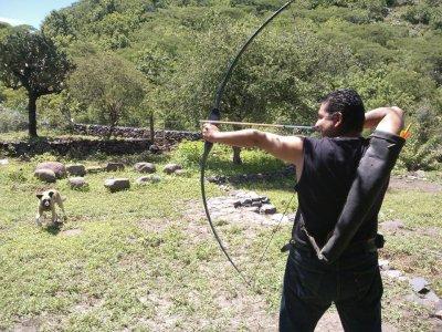 Archery in Guanajuato
