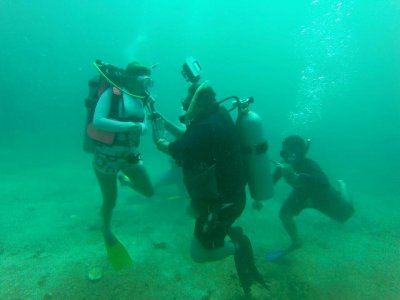 Open Water Scuba PADI Intensive Course