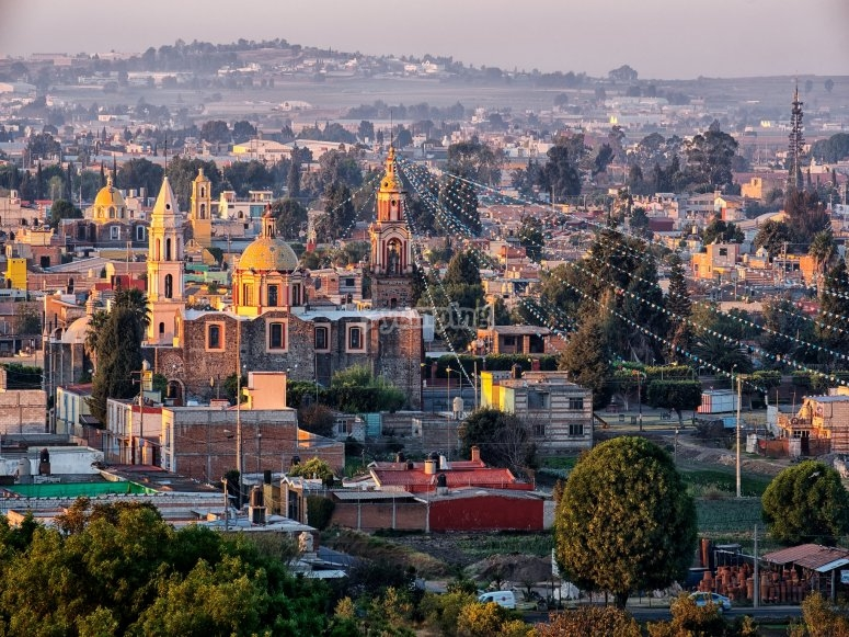 Sights of Cholula