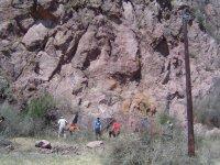 area climbing