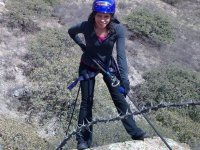 rappelling in montana