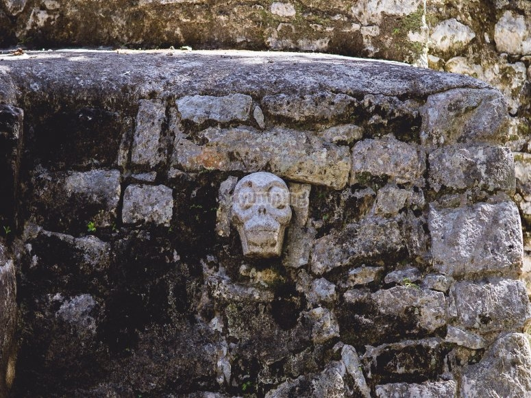 Civilización maya en Cobá