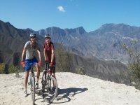 Rutas en bicicleta de montaña de 4-5 horas.