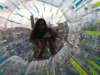 dentro de las esferas