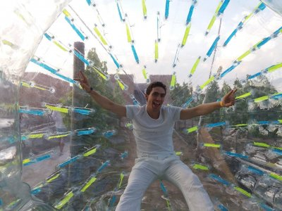Zorbing Ball Rental 5 Hours