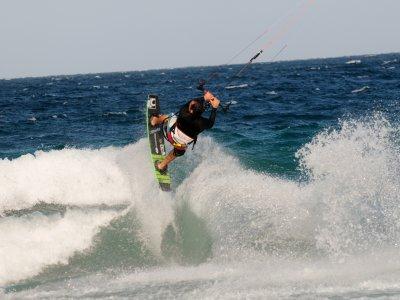 Curso de kitesurf 8 horas en Mar de Cortés