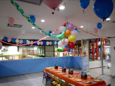 Children´s Birthday Party Salon Coacalco