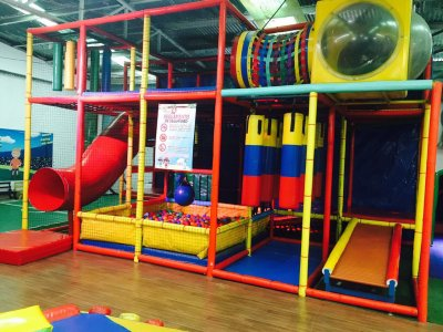 Rental Salon for Kid´s Parties