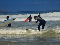 Learn to keep balance on your board
