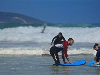 Our instructors will teach you the basic principles of surfing