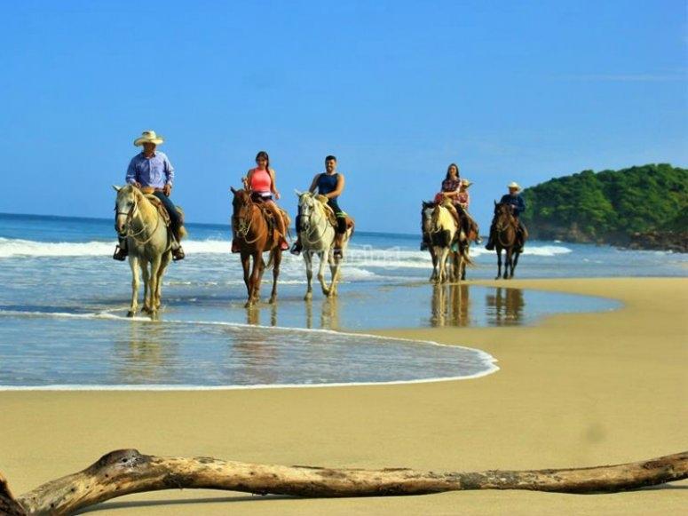 excursiones por la playa
