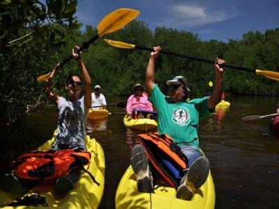 Campeche Tours Kayaks