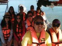 Grupos de turismo