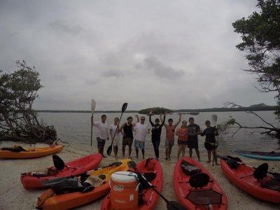 Kayak Route Swamp of Mandinga