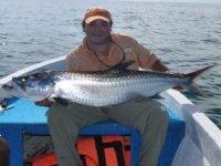 Pescando en Campeche