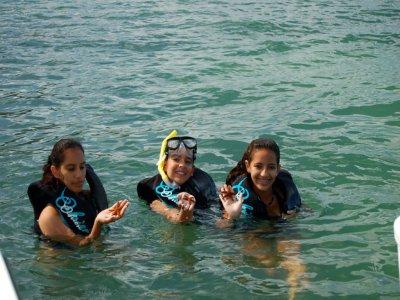 Campeche Tours Snorkel