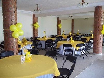 Salón de Fiestas Colibrí