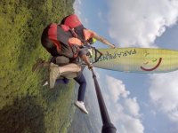 the best paragliding flights
