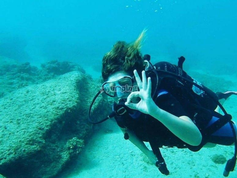 Gran experiencia en Cabo Pulmo