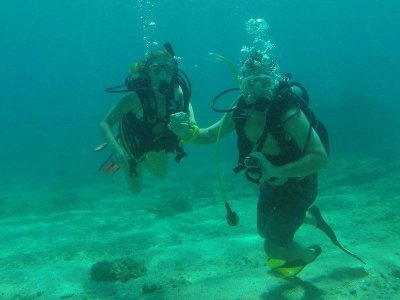 Scuba Diving Baptism in Cabo Pulmo 4 Hours