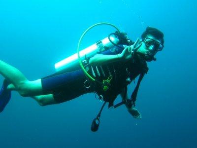 Bautismo de buceo en Cabo Pulmo 4 horas