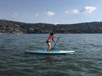 Diviertete con el paddle