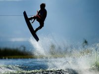 Water skiing in Puerto Vallarta