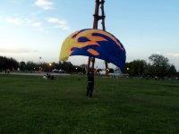 Basic Kite lesson. Monterrey.