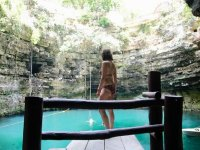 Discover the beauty of the cenotes in the Yucatan peninsula