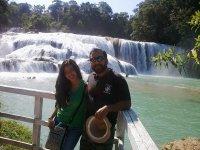 Visita a las cascadas