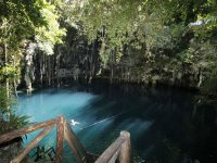 Discover what the Mayans called the underworld in the cenotes