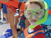 Snorkel para niños