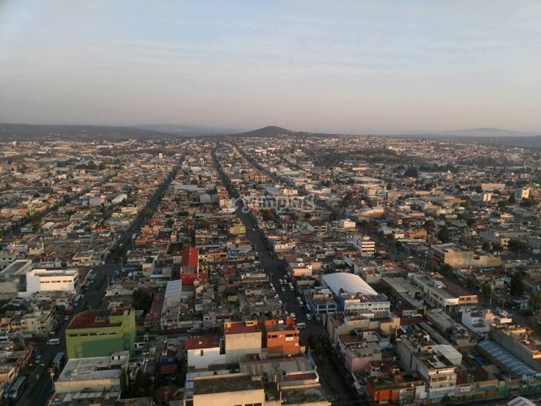 Viaje en globo por Tlaxcala