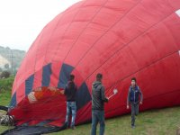 Baloon flight in Val'Quirico kids offer