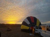 Paseo en globo de 1 hora por la zona  Val'Quirico