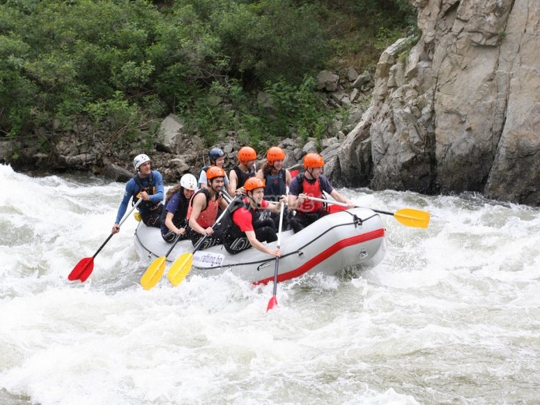 aventura en rafting veracruz