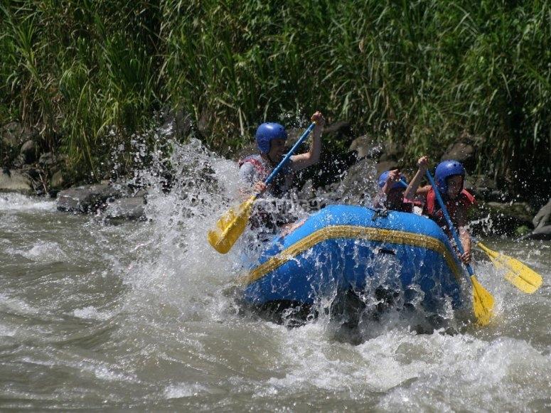 rio salvaje jacomulco